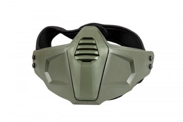 """Schutzmaske """"Armor"""" Oliv"""