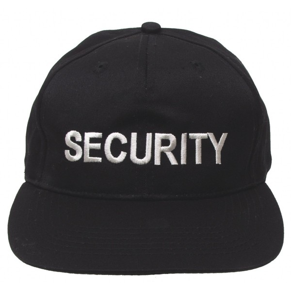 "Us Cap Schwarz ""Security"""