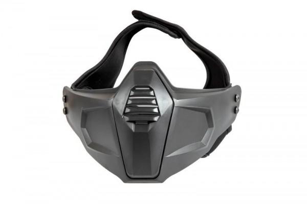 """Schutzmaske """"Armor"""" Schwarz"""