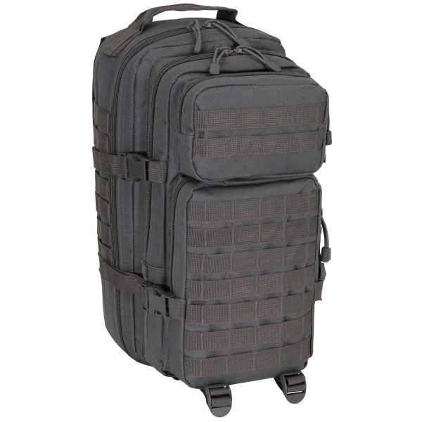 "US Rucksack, Assault I, ""Basic"" URBAN GREY"
