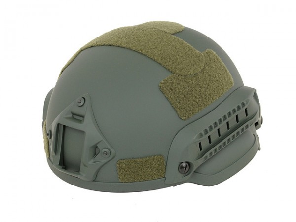 Spec Ops Mich Helm Abs Oliv