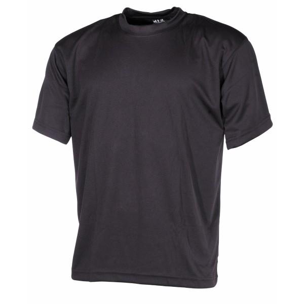 "T-Shirt, ""Tactical"", halbarm, schwarz M"
