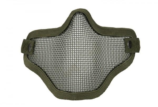 Gitterschutzmaske Basic Oliv