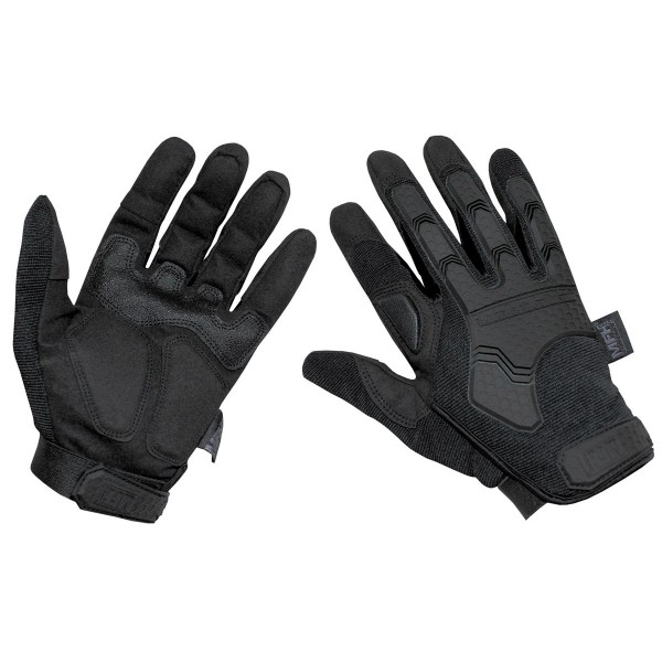 "Tactical Handschuhe, ""Attack"" schwarz Gr.M"