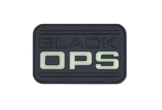Rubber Patch Black Ops