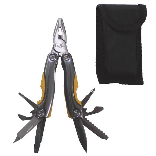 Werkzeugset, kleine Ausf., mit Zange und diversen Messern
