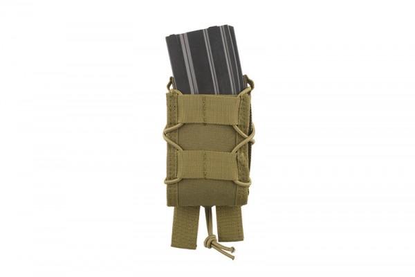 Schnellzieh Magazintasche M4/M16 mit Zugsicherung